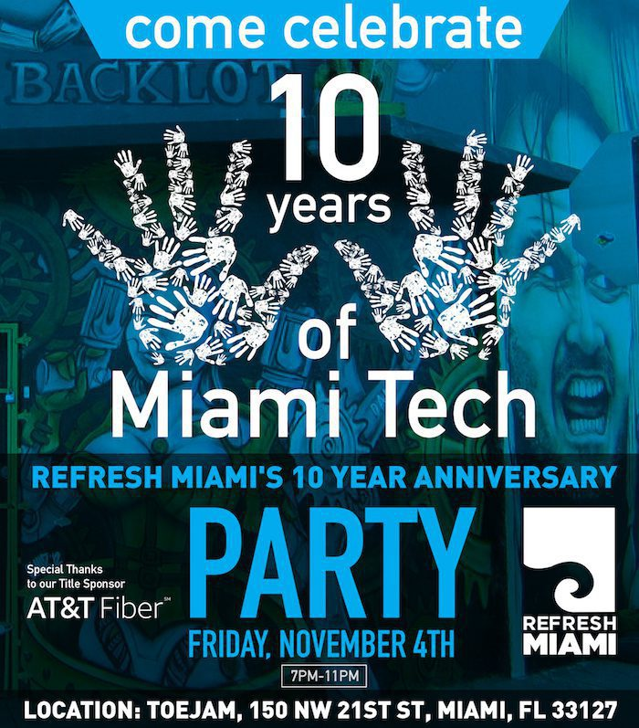 Miami tech events | Startup Community