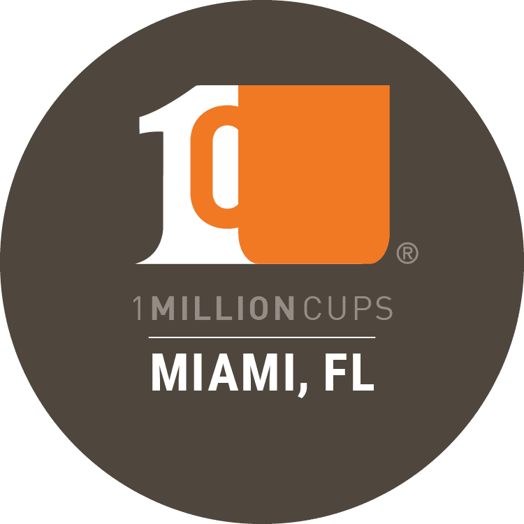 Image for 1 Million Cups Miami post