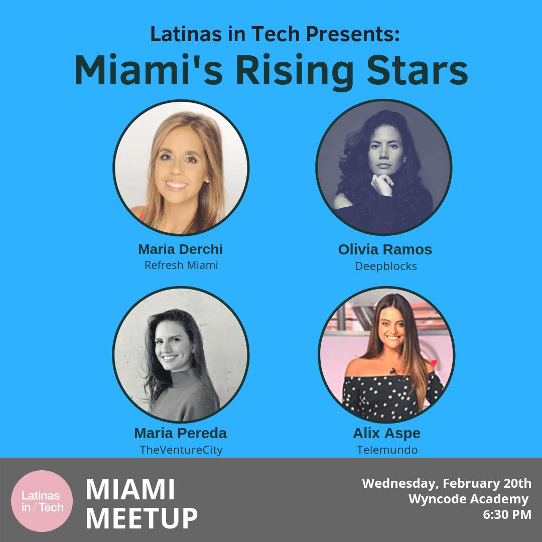 LiT Meetups (3) - Refresh Miami