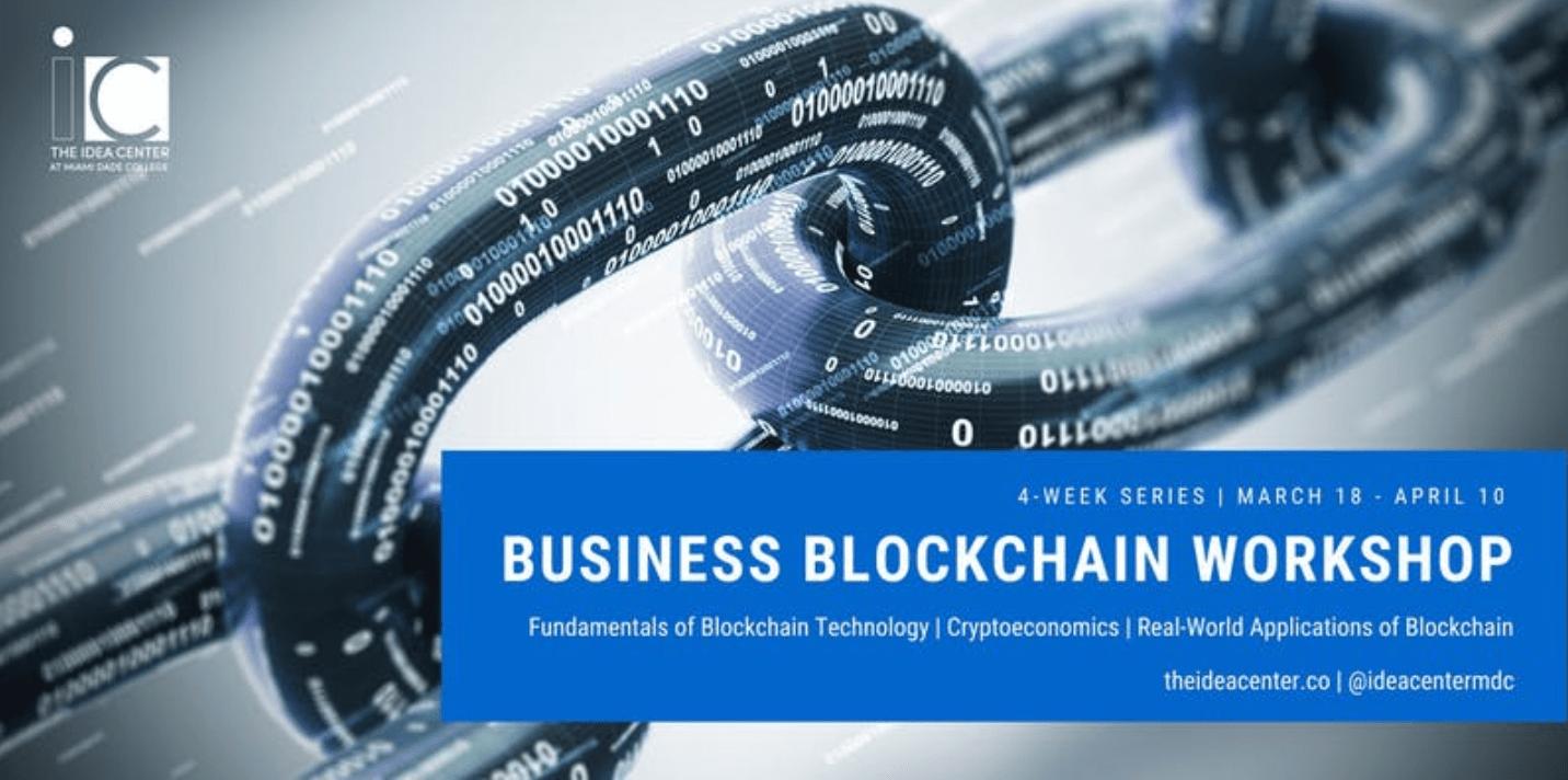 Business Blockchain Workshop - Refresh Miami