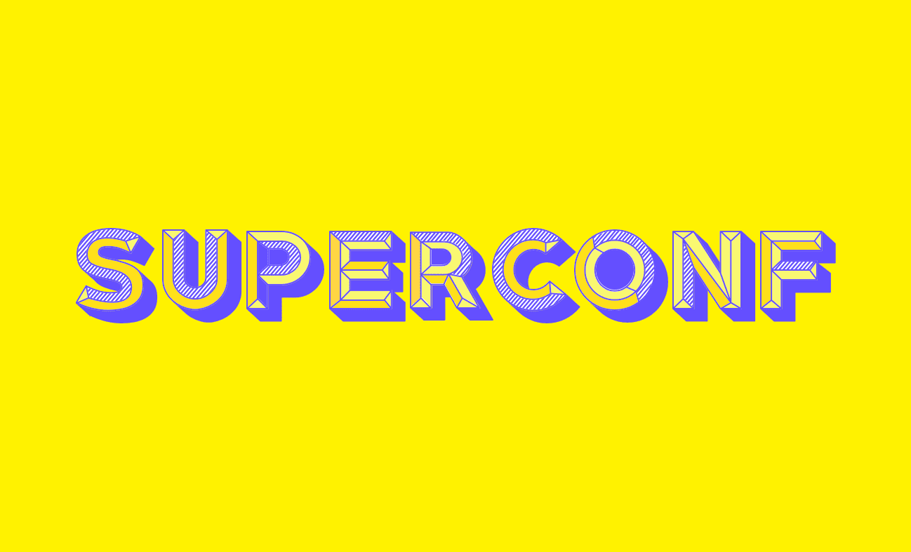 superconf logo
